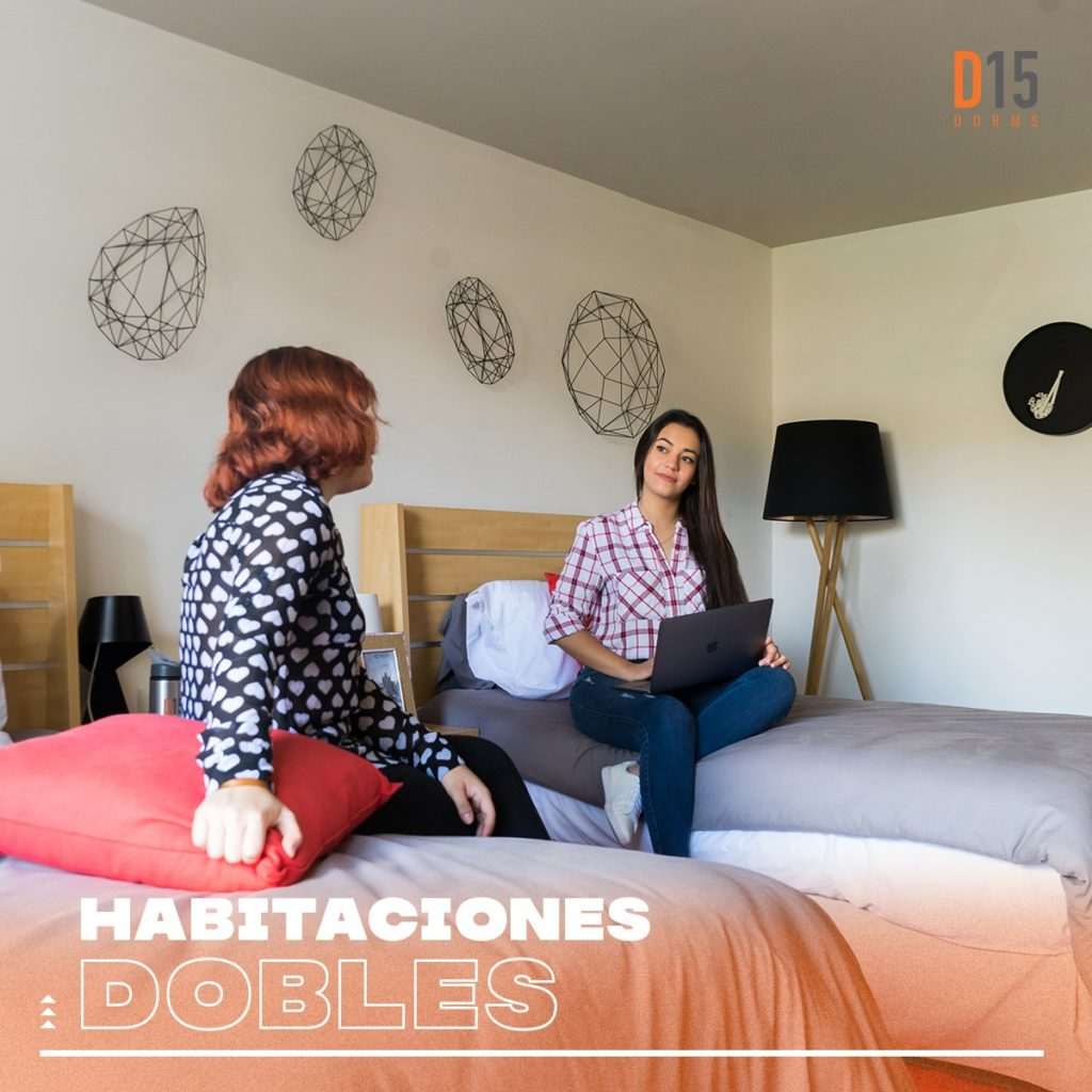 habitación doble D15